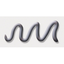 WA 80ml., kontúra perleťová šedá