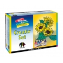 Window art Creativ set - slnečnice 5x80ml