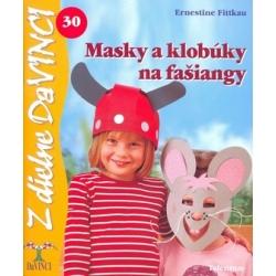 Masky a klobúky na fašiangy 30