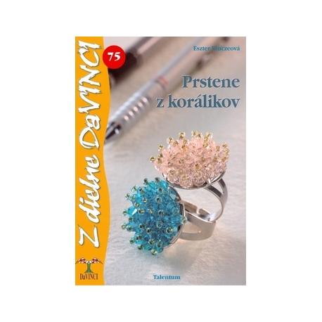 Prstene z korálikov 75