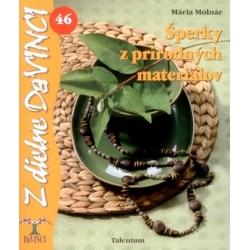 Šperky z prírodných materiálov 46