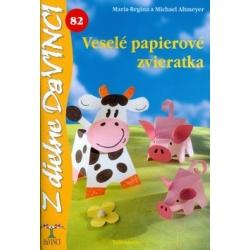 Veselé papierové zvieratká 82