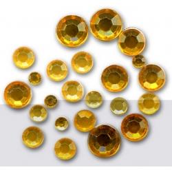 Zrezaný špic v dóze 300ks 2-4mm zlaté