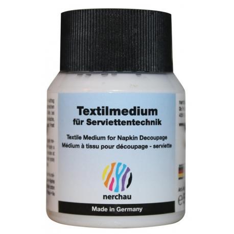Lepidlo na textilnú Decoupage 59ml. - 901