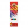 Ceruzky KOH farebné PROGRESSO 8755/6