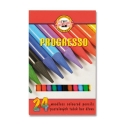 Ceruzky KOH farebné PROGRESSO 8758/24