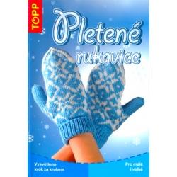 Pletené rukavice pro malé i velké