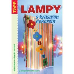 Lampy s krásnym dekorem