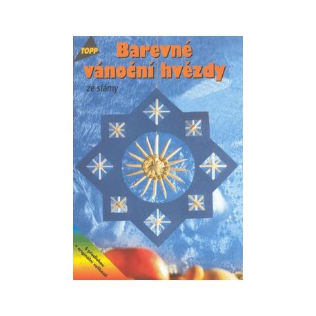 Barevné vánoční hvezdy