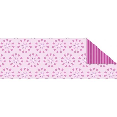 Fotokartón 300g Joline ružový A4 motív 4