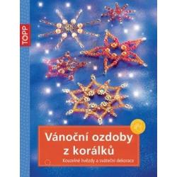 Vánoční ozdoby z korálkú