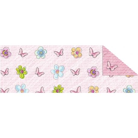 Fotokartón 300g Magické kvety A4 motív 1