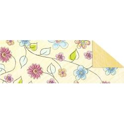 Fotokartón 300g Magické kvety A4 motív 2