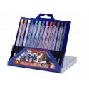 Ceruzky SCALA v plast. obale vysúvacie 4012/12
