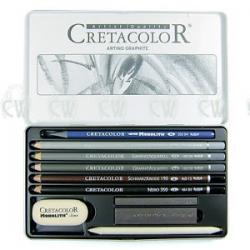 CRT Artino grafit sada 10ks