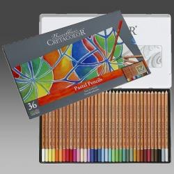 Sada pastelových ceruziek 36ks