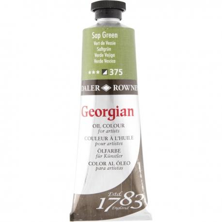 Olejová farba Georgian 75ml Sap Green