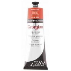 Olejová farba Georgian 75ml Vermilion