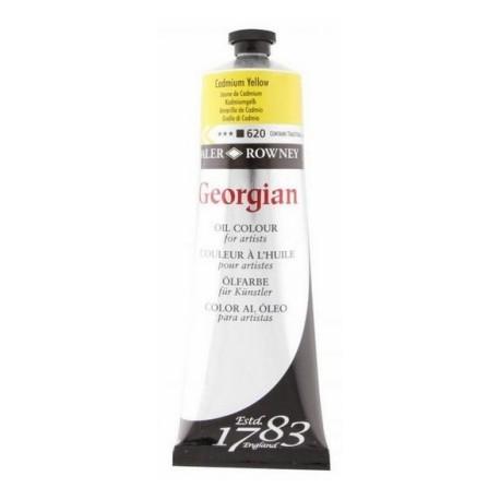Olejová farba Georgian 75ml Cadmium Yellow
