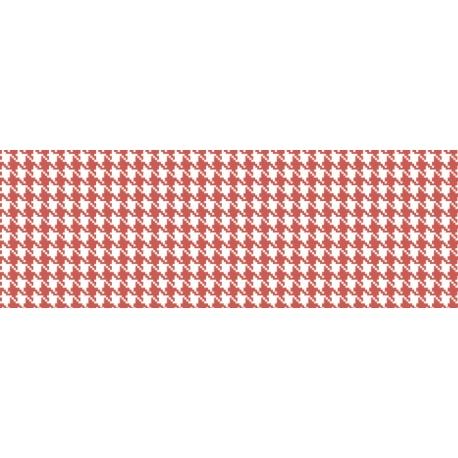 Fotokartón 300g MiniHviezdy A4 červený