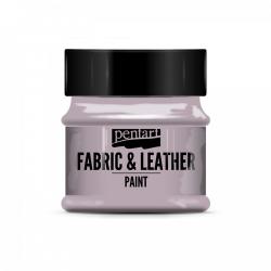 Farba na textil a kožu 50ml vintage fialová