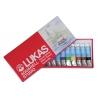 Aquarelové farby štúdiové - sada, 12x10ml