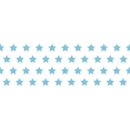Fotokartón 300g MiniHviezdy A4 svetlo modrý