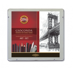 Kresliarska súprava GIOCONDA ART SET ,23ks