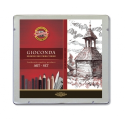 Kresliarska súprava GIOCONDA ART SET ,24ks