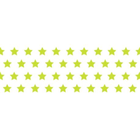 Fotokartón 300g MiniHviezdy A4 svetlo zelený