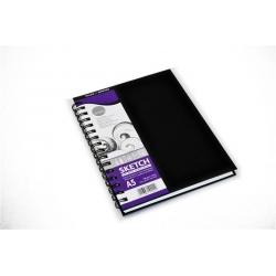 Blok WBN SMPL A5 100g 54listov