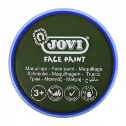 Farby na tvár v kelímku 20ml, 1ks zelená