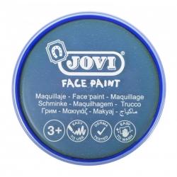 Farby na tvár v kelímku 20ml, 1ks modrá