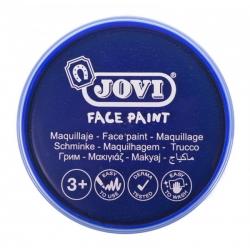 Farby na tvár v kelímku 20ml, 1ks tmavo modrá