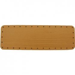 Sololak drevený , obdĺžnik, 22x7,5cm