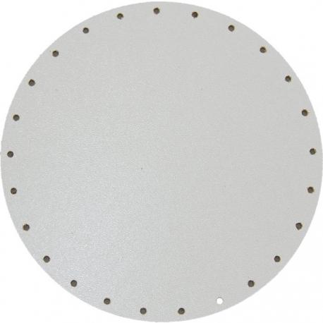 Sololak biely pr. 15cm s otvormi