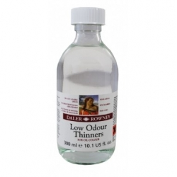Low odour thinner - bezzápachový terpentín 300ml