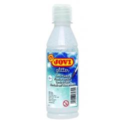 Akrylový bezfarebný lak lesklý vo fľaši 250ml glit