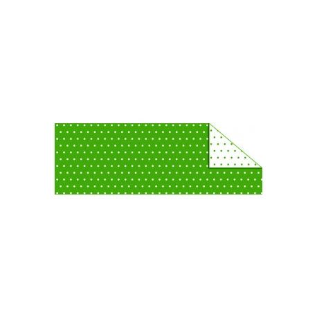 Fotokartón 300g MiniBodky A4 zelený