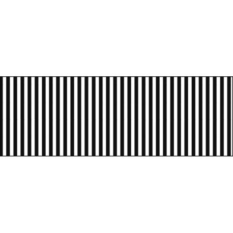 Fotokartón 300g MiniPruhy A4 čierny