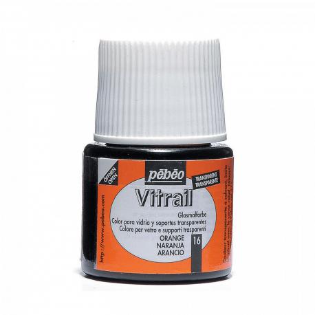 Vitrial 45ml, 16 Orange