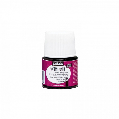Vitrial 45ml, 31 Old pink