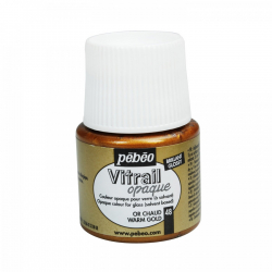 Vitrial 45ml, Opaque, 48 Warm gold