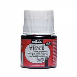 Vitrial 45ml, 12 Crimson