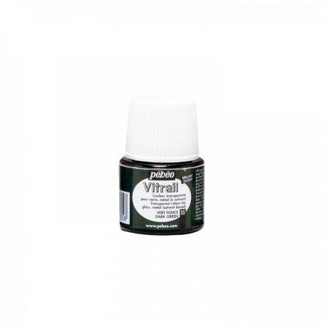 Vitrial 45ml, 35 Dark green