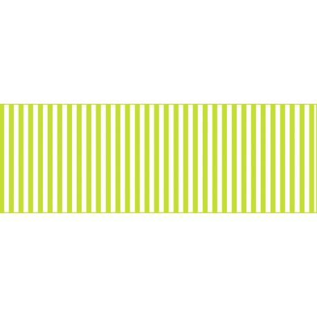 Fotokartón 300g MiniPruhy A4 svetlo zelená