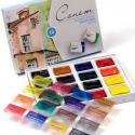 Sada akvarelových farieb SONNET 16ks