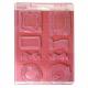 Plastová forma STAMPERIA A4 rámčeky 1