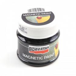 Magnetická farba 50ml, čierna