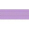 Fotokartón 300g MiniTrojuholníky A4 fialový